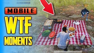 PUBG Mobile FUNNY And WTF Moments #4