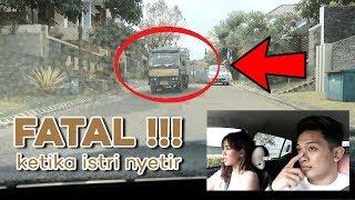 Download ISTRI BELAJAR NYETIR KELILING - KELILING, AMPUN !!!