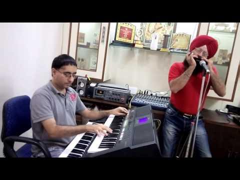 Bengali folk song on harmonica