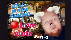 Join me 🔴LIVE at hallmark casino #metroliveslots