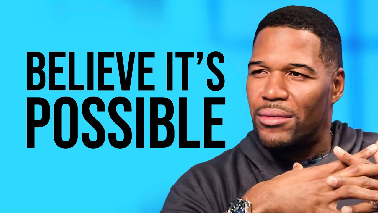 Michael Strahan on Learning the One Belief That Changed His Life | Impact Theory