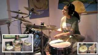 Senorita- Zindagi Na Milegi Dobara- Drum Set, Congas and Bongos Cover