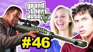 Grand Theft Auto V - TOBY & CLARE - Part 46