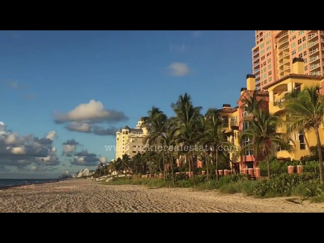 The Palms Condo in Ft. Lauderdale Video