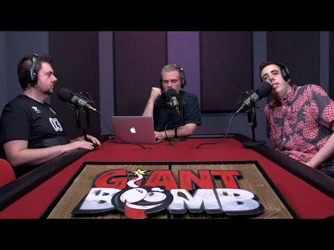 Giant Bombcast 500: Half Jax