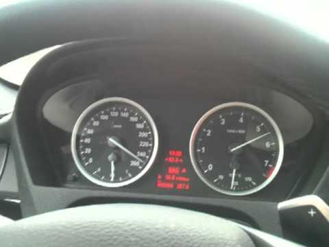 160 260 Km H Bmw X6 5 0 V8 Biturbo 409 Ps Xdrive Youtube