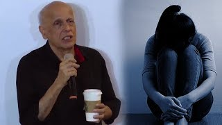 Mahesh Bhatt's ADVICE On Depression & CONFESSION On His Daughter Shaheen's DEPRESSIVE Condition