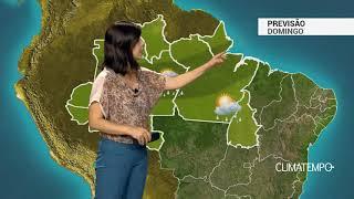 Previsão Norte – Muita instabilidade de chuva