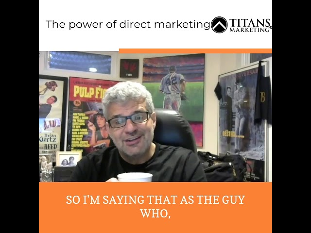 Difference between direct marketing and marketing