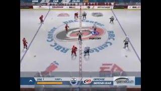 NHL 07 Gameplay