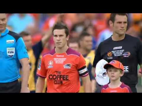 A League Grand Final 2011  - Full Match Replay