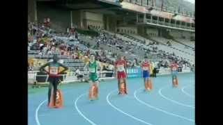 2012, Mark English, World Junior Athletics  Championships, 800m sf 1