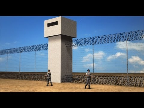 Saudis build 1,000 mile long fence on Yemen border