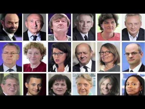 50% Women in Macron's Cabinet