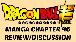 MORO THE UNBEATABLE?! Dragon Ball Super Manga Chapter 46 Discussion