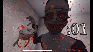【Evil Nun】狂気の修道女が頭をかち割ってくる:01