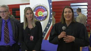 An Interview with the 9th Judicial District || GlenX Career Expo Spring 2020
