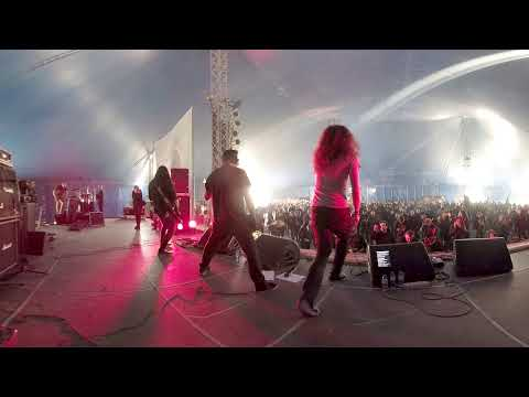 Low Torque - Moita Metal Fest 2018 - 4K 360 VR Ambisonic Audio