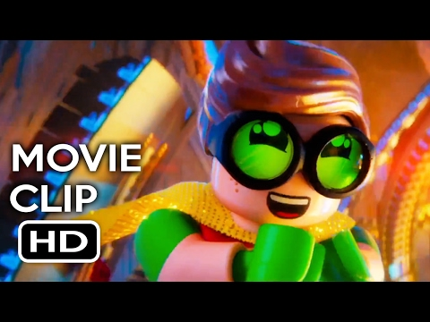 The LEGO Batman Movie Clip - Robin