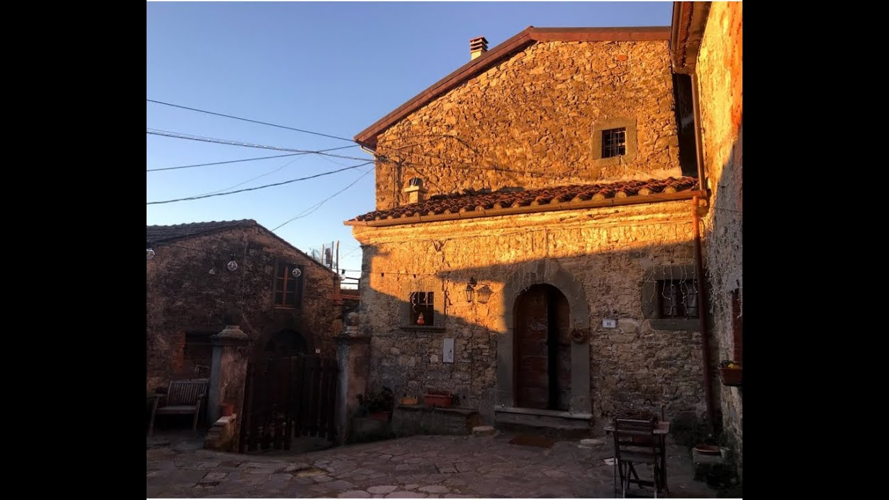 Once Upon a time ... Quarazzana's Village