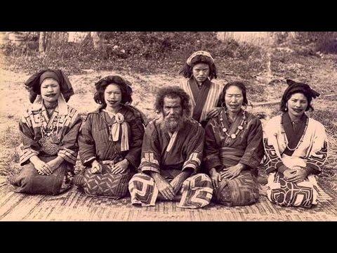 lexwill 2016: [#3] Genesis 10.16 the Chanaanites Jebusite, Ebisu Emishi; natives of Japan