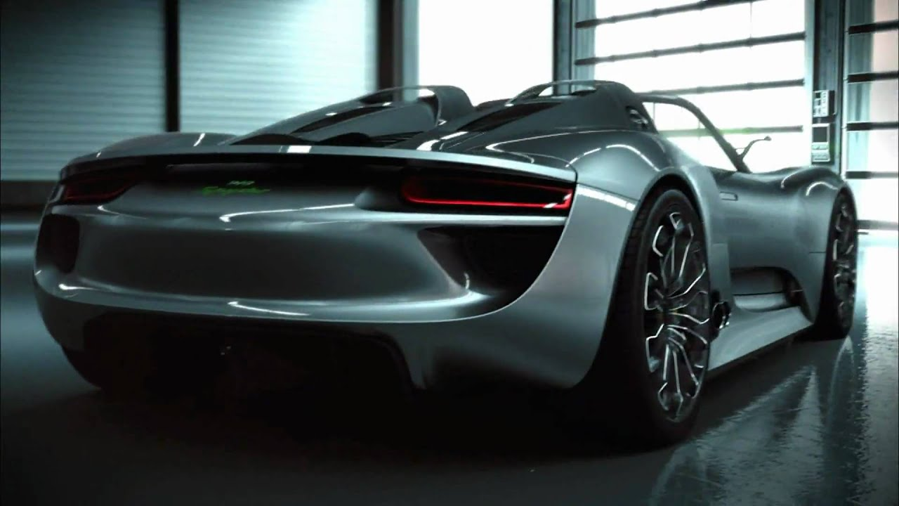 Porsche 918 Spyder Development 1080p Hd Youtube