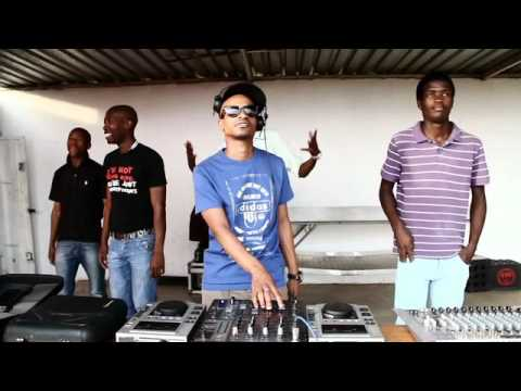 DJ Clock ft Shisaboy
