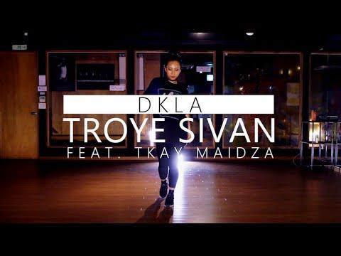 DKLA - Troye Sivan (Feat. Tkay Maidza)|Choreography by Skylar Moon 레츠댄스 LETZDANCE