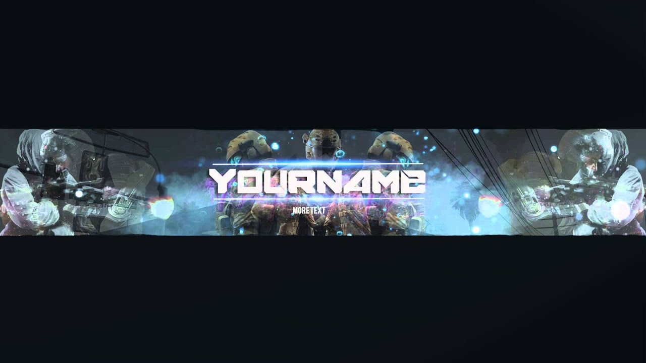 Free Call Of Duty Banner Template