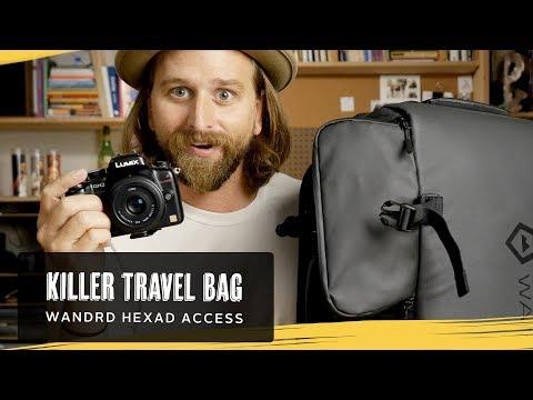 Wandrd Hexad Access Travel Duffel Bag!
