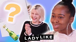 Download We Describe Each Other To A Sketch Artist While Drunk • Ladylike Mp3 and Videos