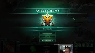 """Fail"" Fail, PF Rush - Master TvP - Starcraft 2"