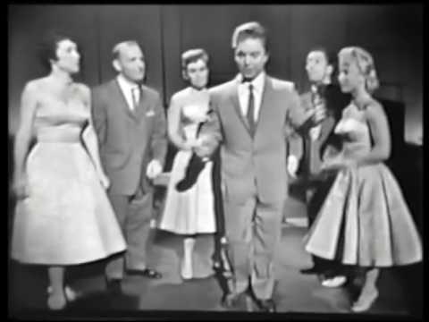 Guy MitchellC'mon Let's Go, 1957 TV Performrance