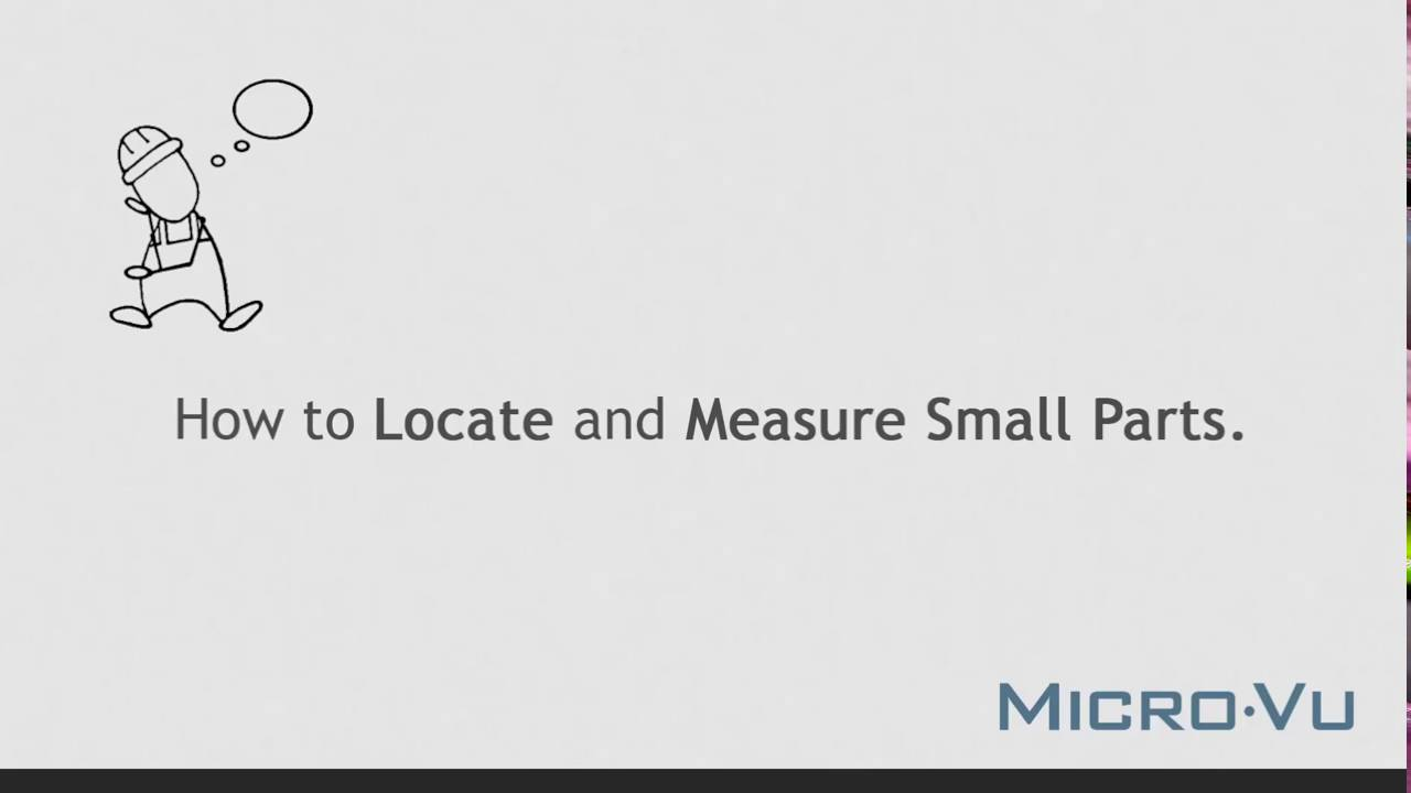 Inspec how to: locate and measure small parts using splines.
