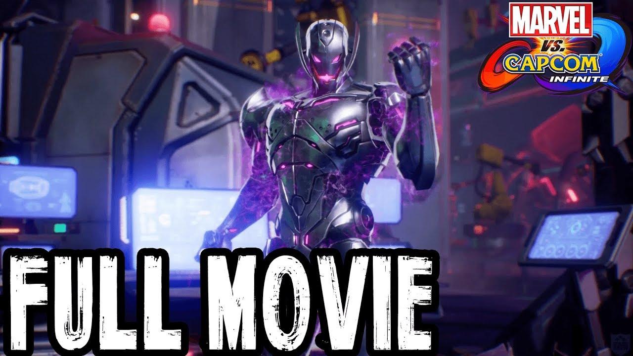 Marvel Vs Capcom Infinite Full Game Movie All Game