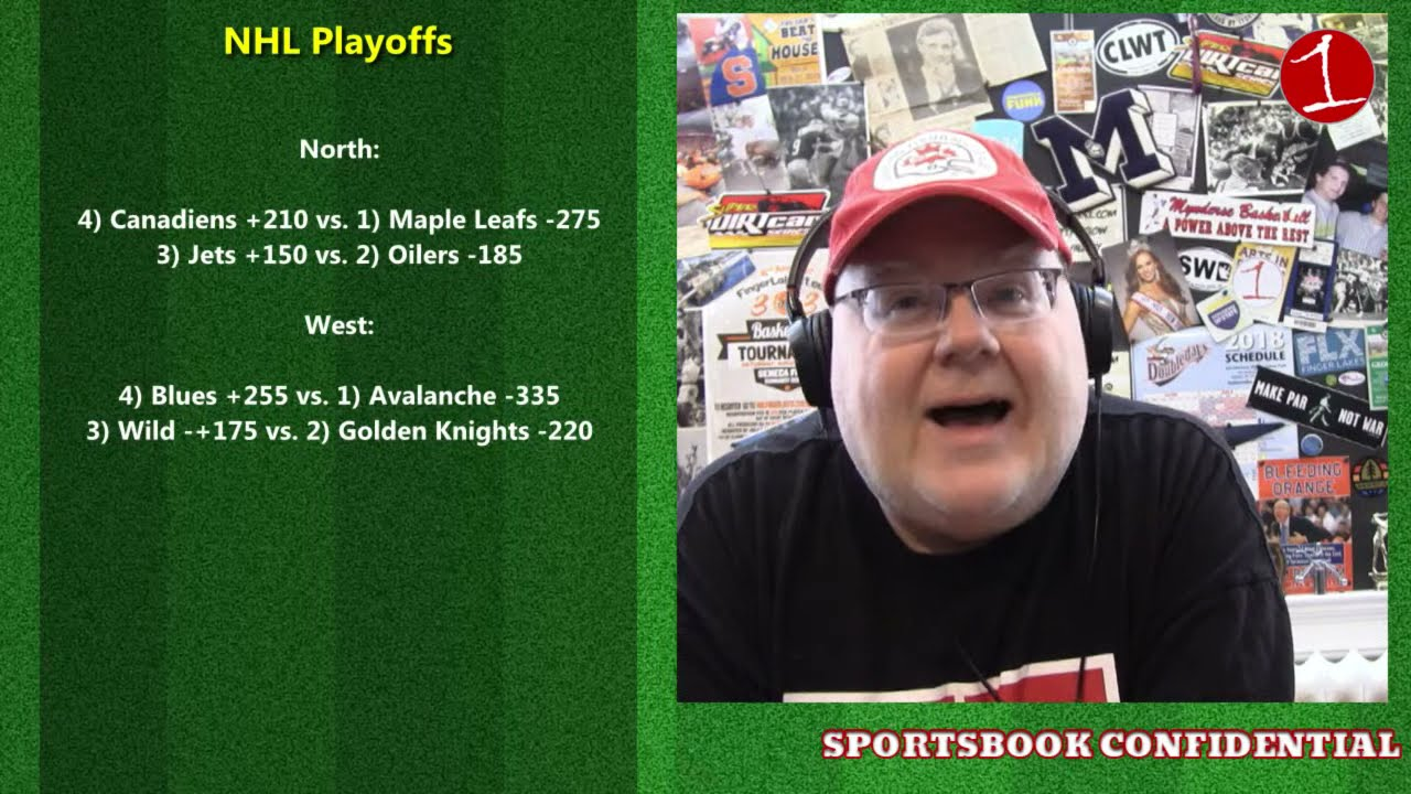 SPORTSBOOK CONFIDENTIAL: 2021 Preakness & NHL Playoffs preview (podcast)
