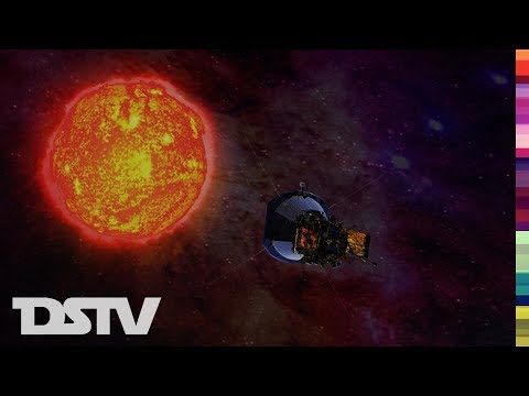 NASA'S PARKER SOLAR PROBE (LECTURE ON NAMING THE MISSION)