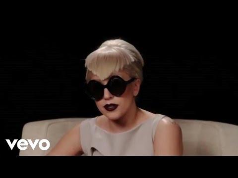 Lady Gaga - VEVO News Exclusive Interview, Pt. 1