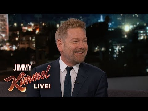 Kenneth Branagh on Directing Johnny Depp & Michelle Pfeiffer