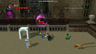 LEGO Harry Potter: Years 1–4 Unused Bonus Levels: BUILDERTEST1 and 2
