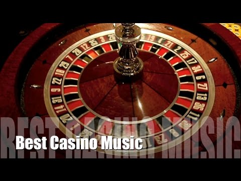 Las Vegas Casino Music Video: For Night Game of Poker, Blackjack, Roulette Wheel & Slots