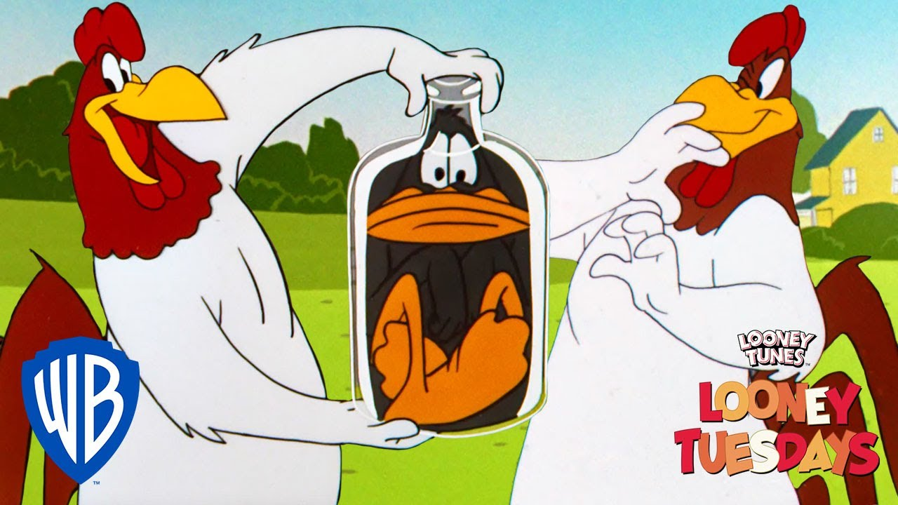Looney Tuesdays | Iconic Characters: Foghorn Leghorn ...