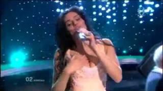 EUROVISION 2010  ARMENIA - EVA RIVAS - APRICOT STONE