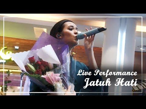 RAISA - Jatuh Hati  (Live Performance)