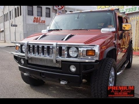 2004 Hummer H2 BUY HERE PAY HERE NJ New Jersey  YouTube