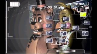 - Прохождение игры мишка фреди 2