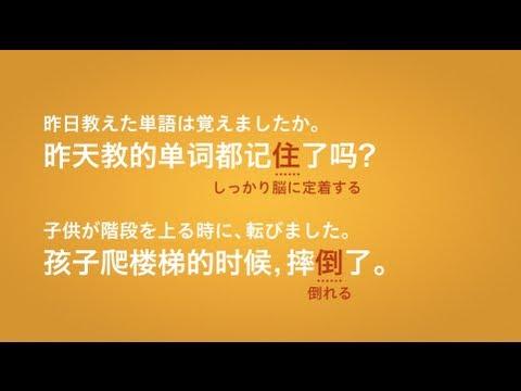 中国語中級文法講座・補語編 第1回  基本の結果補語(全編)