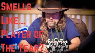 Thoughts on Chris Ferguson as 2017 WSOP POY?