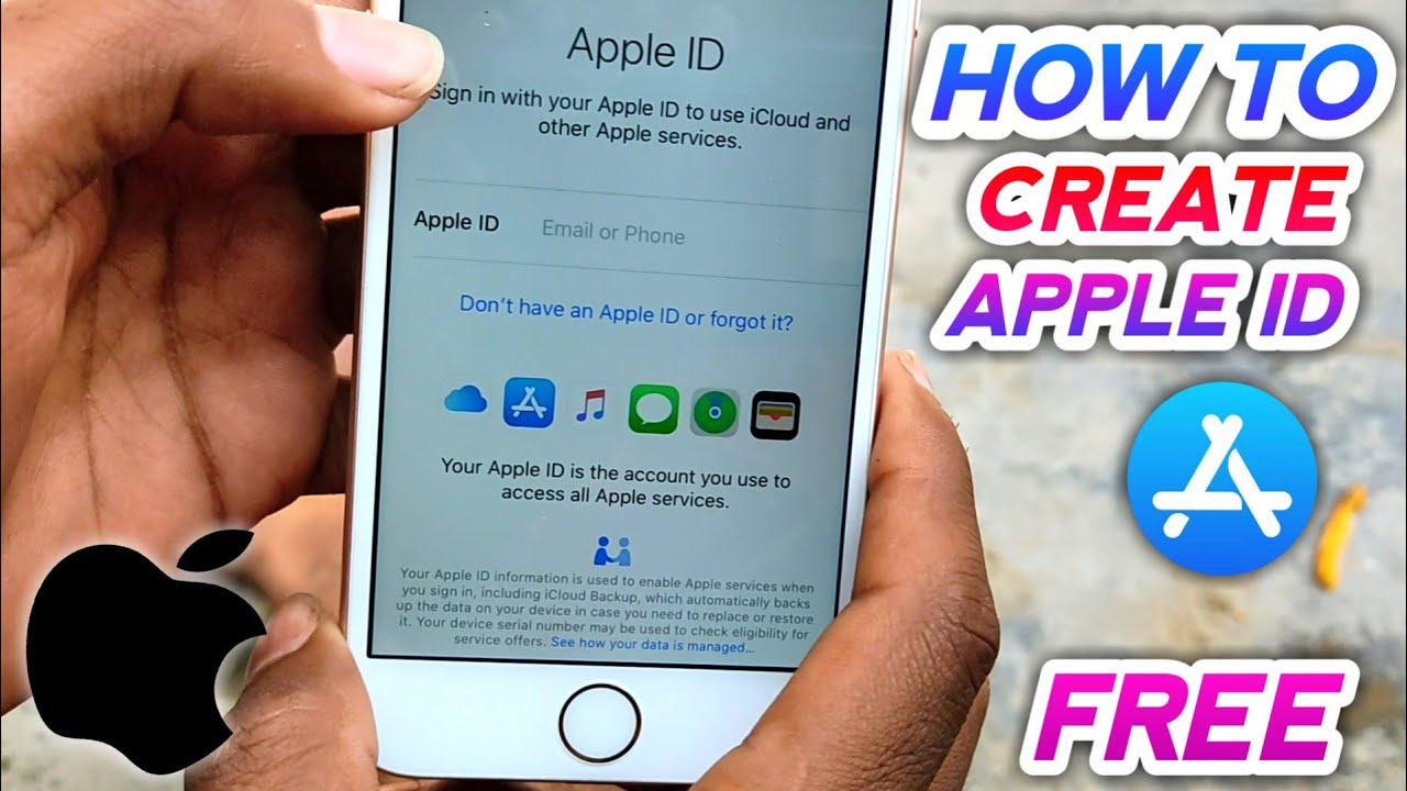 how to create an apple id 🔥2021 without credit card