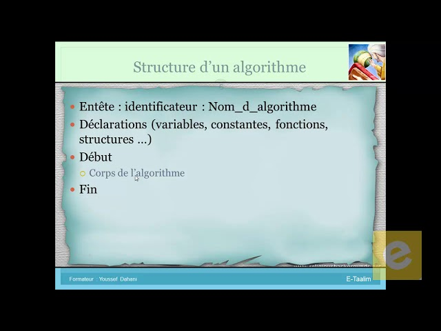 6 Algorithmique : Affectation